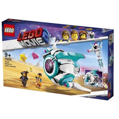 LEGO เลโก้สวีทเมเฮม ซิสตาร์ สตาร์ชิพ 70830