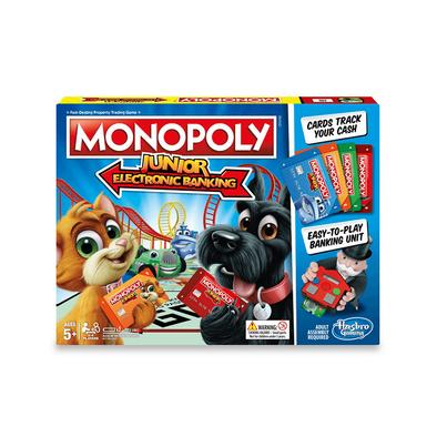 Monopoly โมโนโพลี่ Junior Electronic Banking