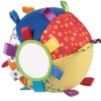 Playgro เพลย์โกร ลูกบอลผ้าเสริมพัฒนาการ