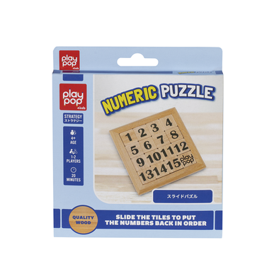 Play Pop เพลยป๊อป Numeric Puzzle Strategy Game