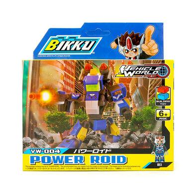 Bikku บิคคุ ตัวต่อบิคคุซีรีส์ 1 เพาเวอร์ รอยด์