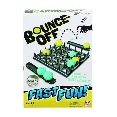 Mattel Games แมทเทล เกม Fast Fun Bounce Off ขนาดพกพา