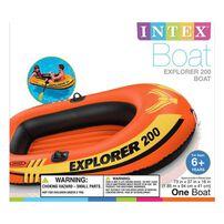 Intex เรือยาง รุ่นเอกซ์โพลเรอร์ 2 ที่นั่ง