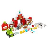 LEGO เลโก้ บาร์น, แทรคเตอร์ แอนด์ ฟาร์ม แอนิมอลแคร์ 10952