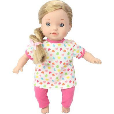You & Me ยูแอนด์มี ตุ๊กตาเด็กนุ่มนิ่ม ขนาด12นิ้ว (คละลาย)