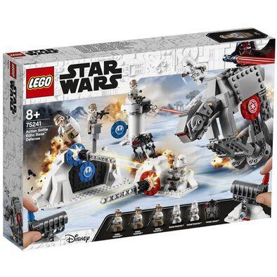 LEGO เลโก้ แอคชั่น แบทเทิล เบส ดีเฟนซ์ 75241