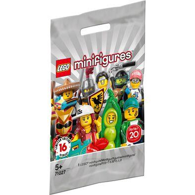 LEGO เลโก้มินิฟิกเกอร์ ซีรีส์20 71027