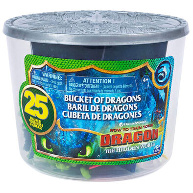 How To Train Your Dragon ฮาว ทู เทรนด์ ยัวร์ ดราก้อน ถังฟิกเกอร์มังกร
