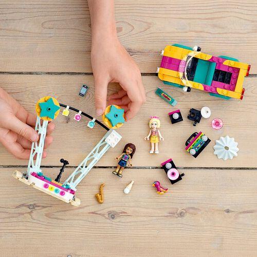 LEGO เลโก้ เฟรนดส์ แอนเดรีย คาร์ & สเตจ 41390