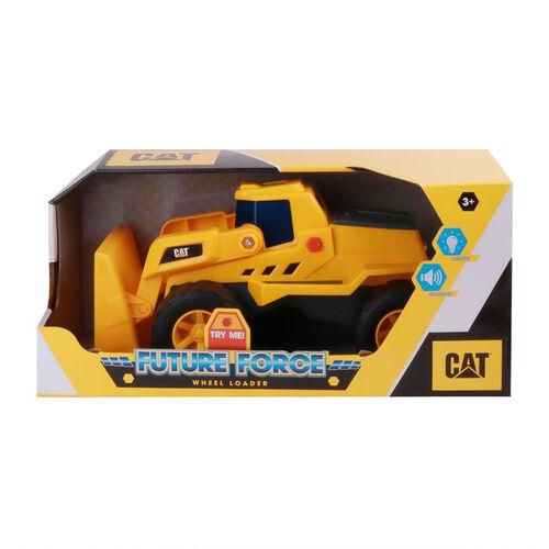 CAT แคทเทอพิลลา รถตักดิน มีเสียง และ ไฟ