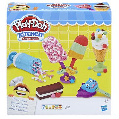 Play-Doh เพลย์โดว์ ชุดแป้งปั้นทำไอศกรีม