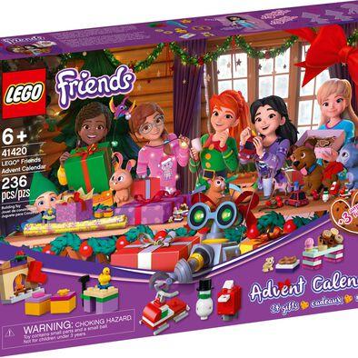 LEGO เลโก้ เฟรนดส์ แอดเวนท์ คาเลนดาร์ 41420