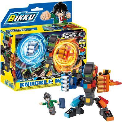 Bikku บิคคุ ตัวต่อบิคคุซีรีส์ 3 นัคเคิล รอยด์