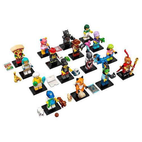 LEGO เลโก้ มินิฟิกเกอร์ ซีรีส์1 971025
