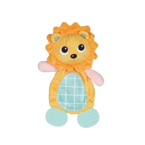 Top Tots ท็อพ ท็อทส์ ยางกัดแบบตุ๊กตาผ้ารูปสัตว์ คละแบบ
