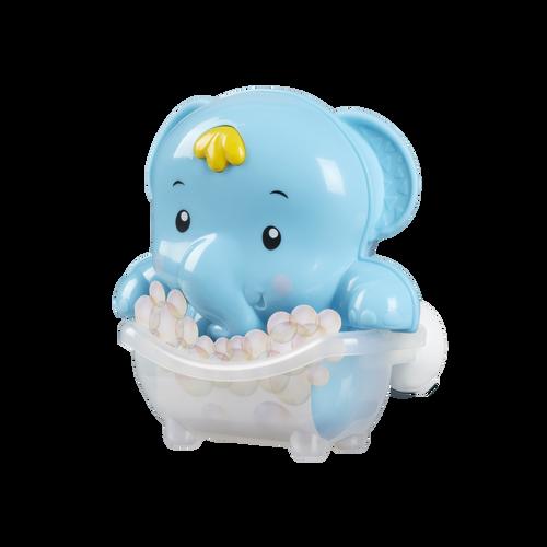 Top Tots ท็อป ท็อทส์ ของเล่นอาบน้ำช้างน้อยเป่าฟองสบู่