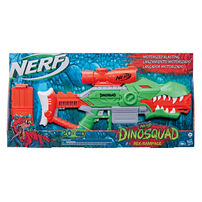 Nerf เนิร์ฟ ปืนเนิร์ฟ ไดโนสควอด เร็ก แรมเพจ พร้อมกระสุน