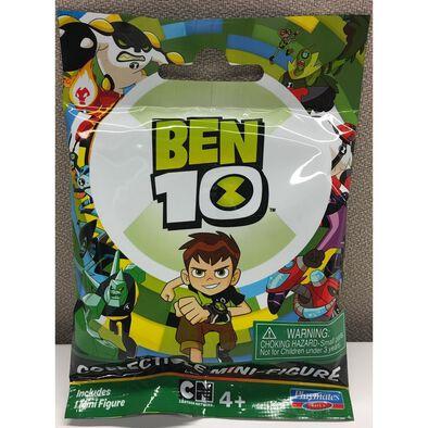 Ben 10 เบนเท็น หุ่นขนาดเล็ก ลิขสิทธิ์แท้จากการ์ตูนเบนเท็น ชนิดซอง คละแบบ