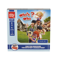 Play Pop เพลย์ป๊อป Who's Who Action Game