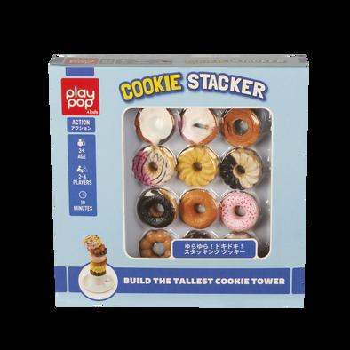 Play Pop เพลย์ป๊อป Cookie Stacker Action Game