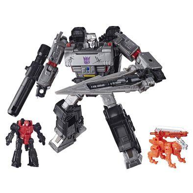 หุ่นยนต์สตาวอร์ TRA GEN WFC N BATTLEFIELD VOYAGER E9490
