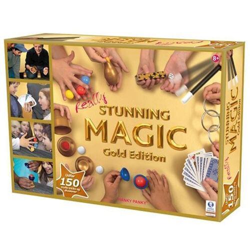 Hanky Panky ฮันกี้พันกี้ กล่องของเล่นมายากลชุดพิเศษ- กล่องทอง