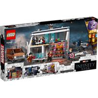 LEGO เลโก้ อเวนเจอร์ เอ็นด์เกม ไฟนอล แบ็ทเทิล 76192
