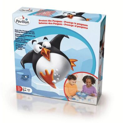 พาวิลเลียน เกมปกป้องเพนกวิน