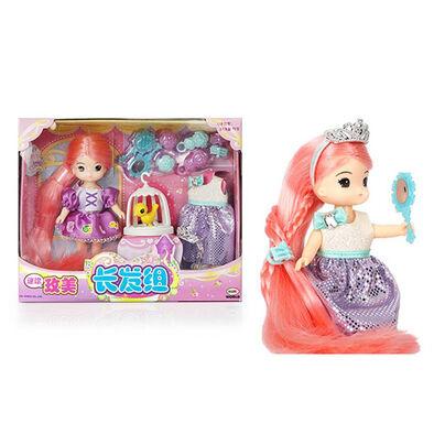 Mimi World ตุ๊กตามิมิ ในชุดเจ้าหญิงราพันเซล