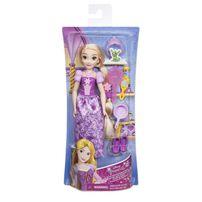 Disney Princess ตุ๊กตาเจ้าหญิง ราพันเซล พร้อมเครื่องประดับ