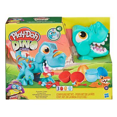 Play-Doh เพลย์โดว์ ไดโน ครูว์ ครัชชิง ทีเร็กซ์